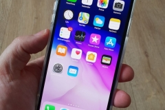Apple iPhone Xs Max - Moonlux Hülle - Front