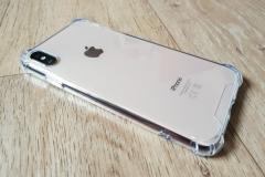 Apple iPhone Xs Max - Moonlux Hülle - Rückseite