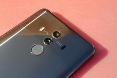 Huawei Mate 10 Pro - Rückseite