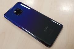 Rückseite des Huawei Mate 20 Pro