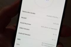 Huawei P20 Pro - Notch