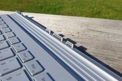 Microsoft Surface Book 3 - Tastaturdock mit Konnektoren