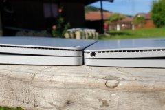 Microsoft Surface Book 3 - Gehäusevergleich