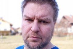 Selfie im Portraitmodus - Nokia 2.4 Frontkamera