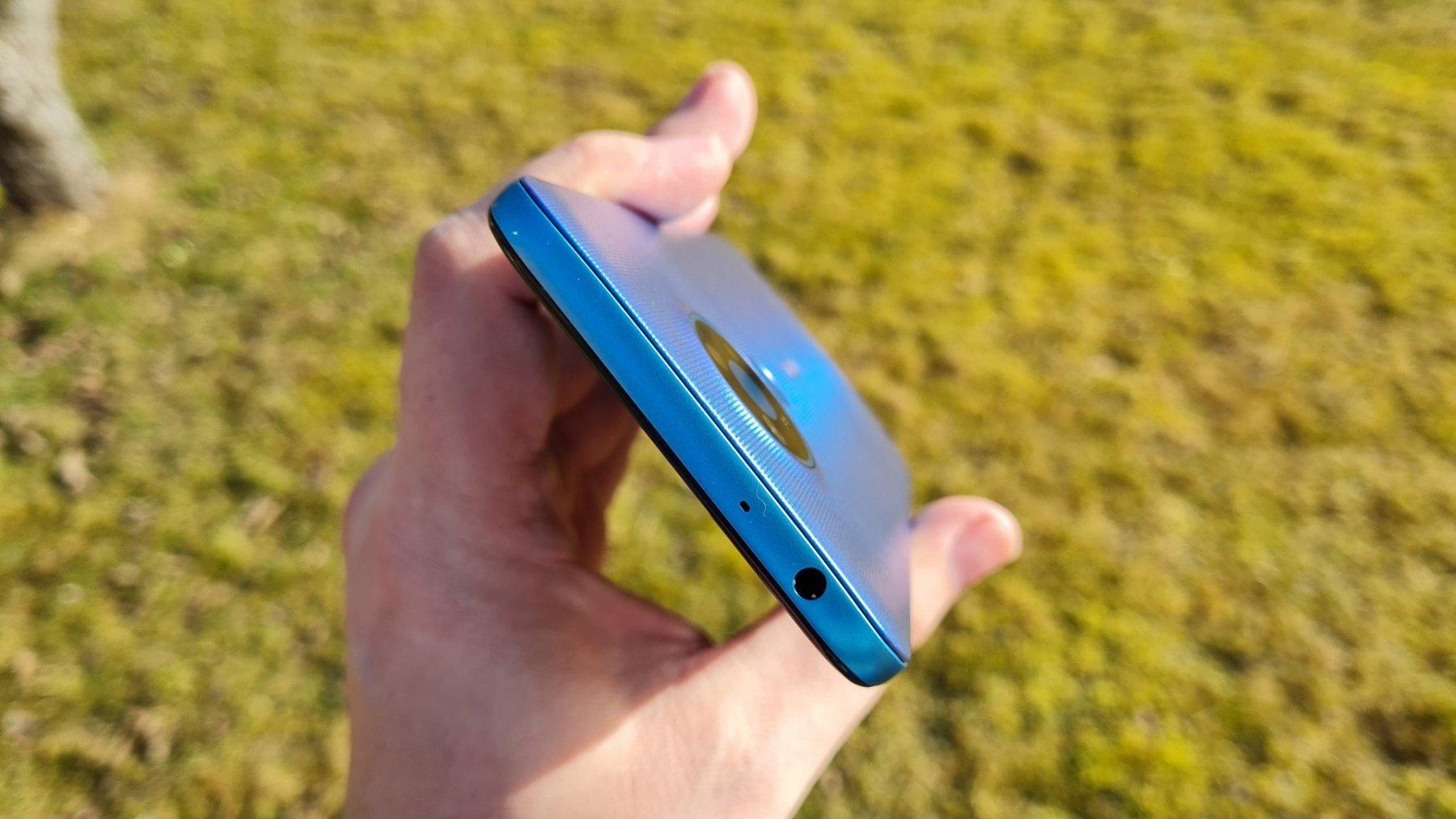 Nokia 3.4 - Oberseite
