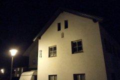 Haus bei Nacht - Nokia 3.4 Hauptkamera