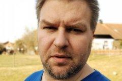 Selfie im Portraitmodus - Nokia 3.4 Frontkamera