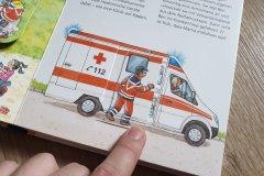Ravensburger Einsatzfahrzeuge - Rettungswagen