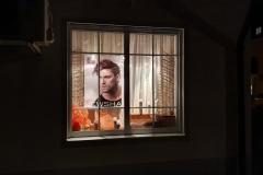 Nachtaufnahme - Schaufenster