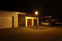 Nachtaufnahme - Laterne