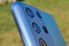 Kameraeinheit des Samsung Galaxy S21 Ultra