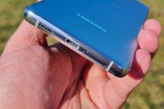 Anschlüsse des Samsung Galaxy S21 Ultra