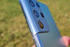 Hauptkamera des Samsung Galaxy S21 Ultra