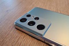 kamerabuckel des Samsung Galaxy S21 Ultra
