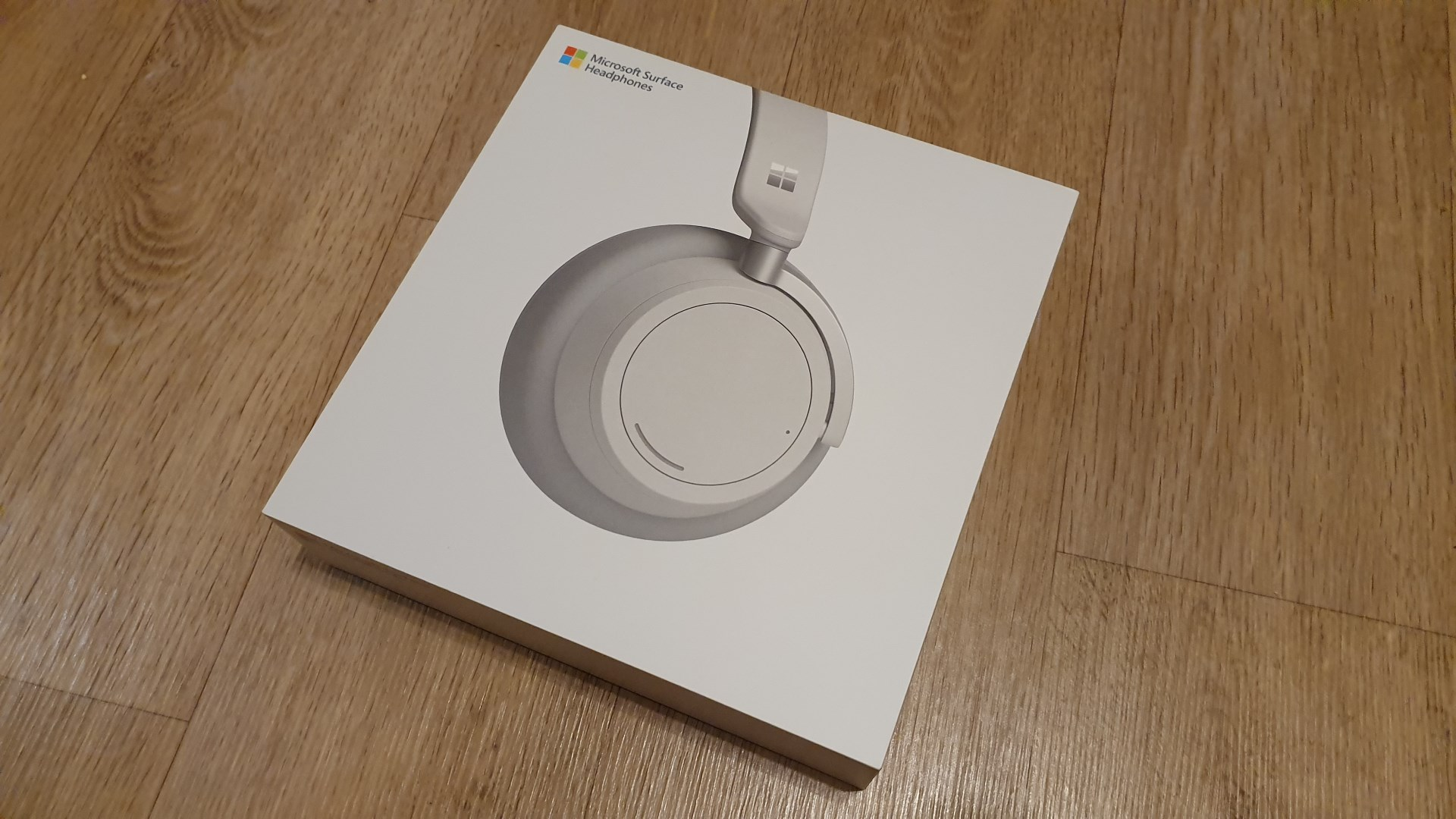 Microsoft Surface Headphones - Verpackung - Front