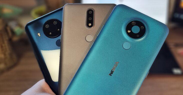 Nokia Line-Up